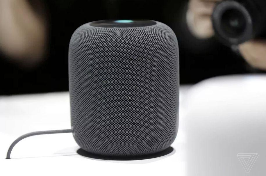 苹果发布HomePod智能音响,也可用于语言操控灯光照明