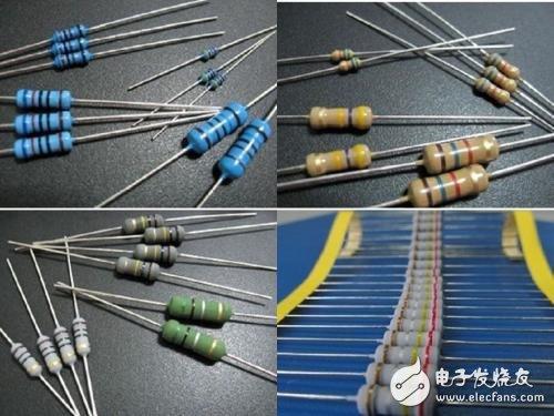金属膜电阻和金属氧化膜电阻区别在哪里