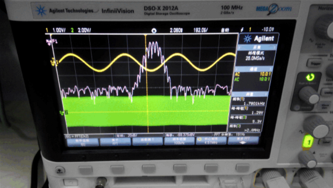 变容二极管调频实验报告