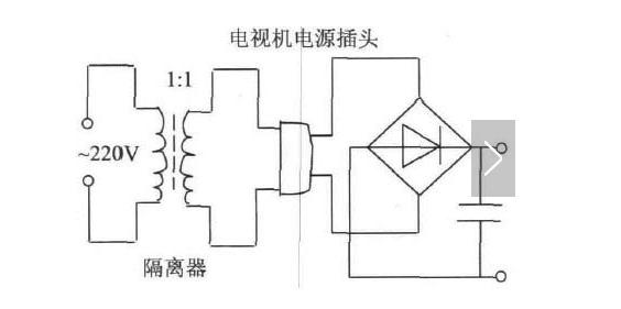 1:1隔离变压器的说明及电路图