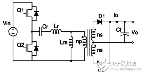 以下为实验波形:    由于v2f的输入电压必须为直流电所以这里的