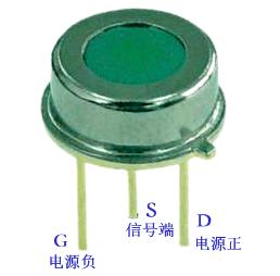 热释电红外传感器结构及型号