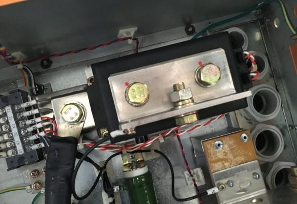 如何拆解大功率可控硅模块