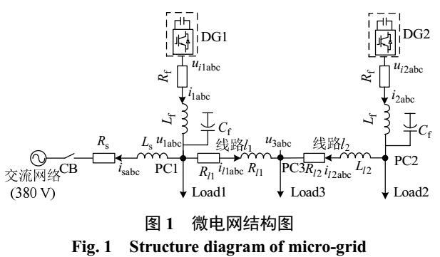 微电网中并网逆变器的滑模控制策略