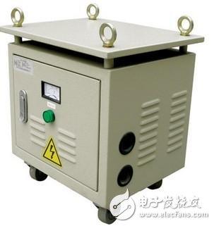 隔离变压器的表示方法_从变压器的原理图看一般的变压器和隔离变压器区别_通过接线方法来判断是隔离变压