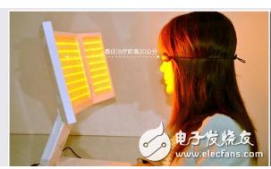 LED光疗应用于医美市场备受看好