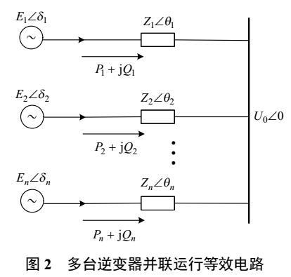 孤立微电网分布式二级功率优化控制