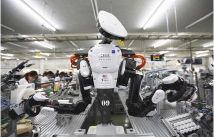 机器人产业迎来空前景象 主要受益于中国需求