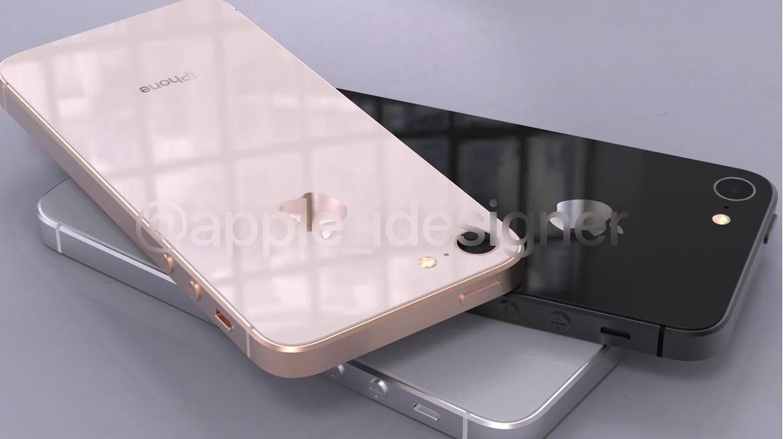 iPhone SE2概念图曝光 惊爆价只要3千