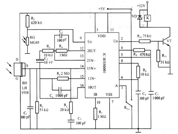 人体感应报警器电路图大全(七款模拟电路设计原理图详解)