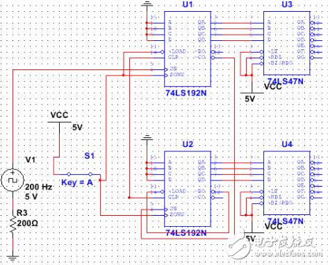 计数报警器电路设计方案汇总(多款模拟电路设计原理图详解)