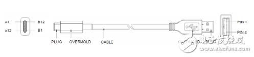 type c数据线拆解及接线图文详解