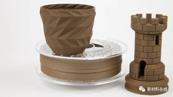 简单介绍12种最为特异的3d打印材料