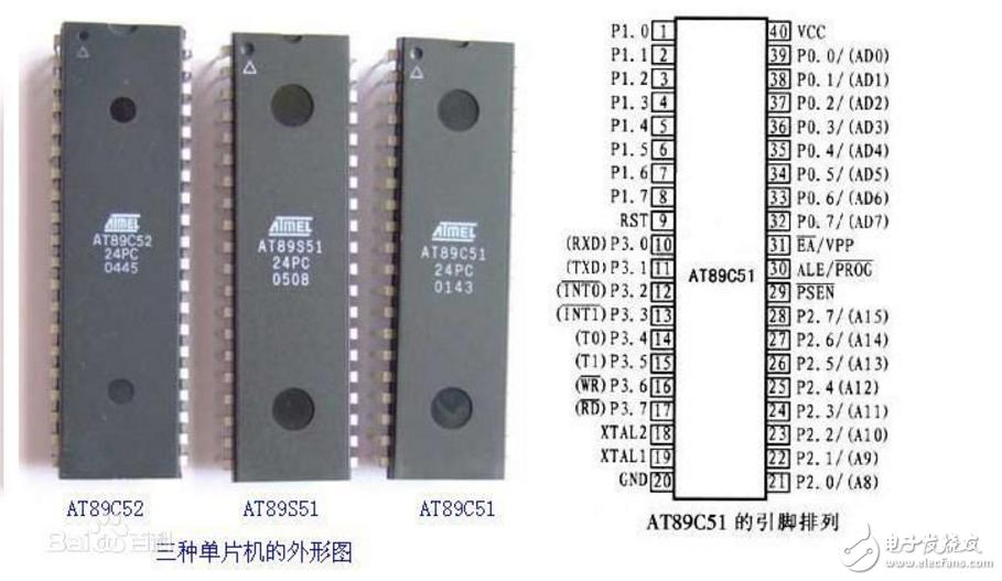 AT89C51单片机与74LS164动态显示接口