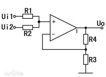 加法器内部电路原理