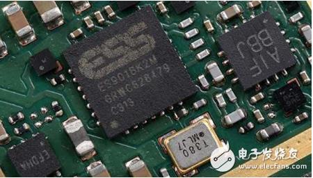 dac解码芯片排名