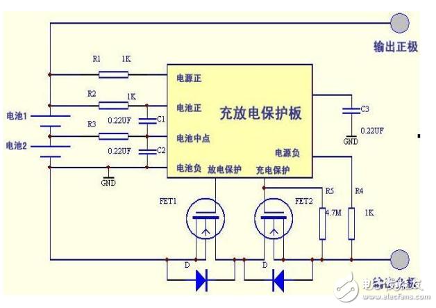 锂电池供电电路设计方案汇总(四款设计方案)