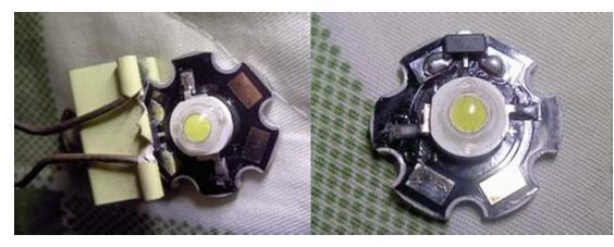 自制led手电筒_简单led手电筒电路图