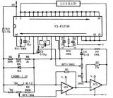 电子秤设计电路图汇总(六款模拟电路设计原理图详解)