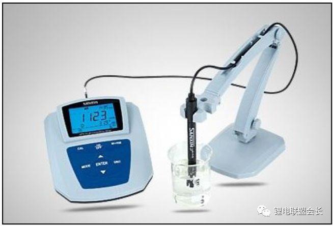 从电解液的检测方法以及原理下手,了解电解液的检测进程