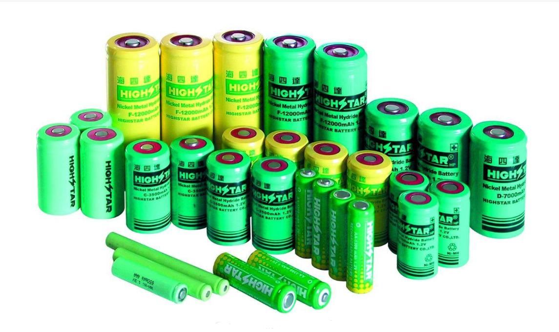 电池一共分几号_电池型号规格