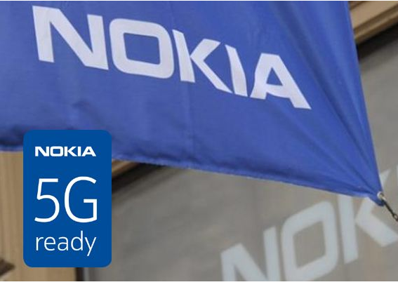 诺基亚下一代5G网络全新芯片组 将在第三季度批量...