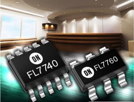 安森美半导体FL7740应用于智能照明,实现调光...