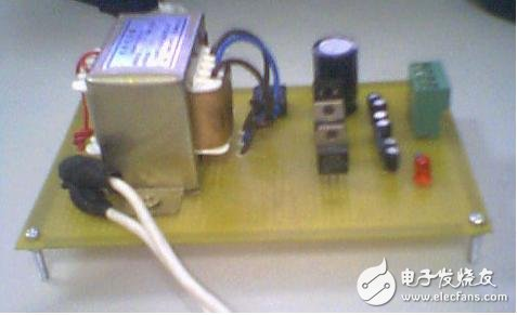 一款DIY自制稳压电源方案