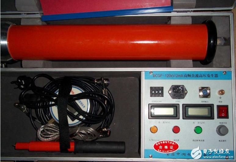什么是直流高压发生器