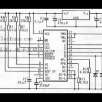 MSP430F1121与PCF8576驱动程序
