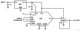 零交越失真放大器的失调电压与输入共模电压的关系详...