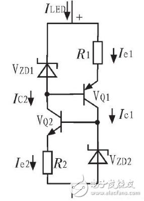 12vled恒流驱动电路图大全(六款模拟电路设计原理图详解)