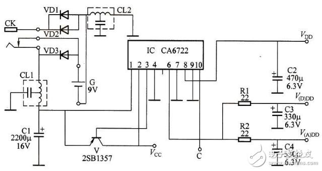 简易电子琴设计电路图大全(八款模拟电路设计原理图...