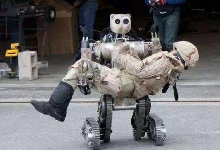 预计首批救援机器人将于2021年正式出现在北极
