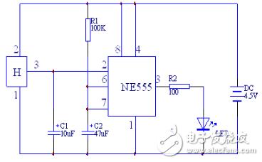 十一款经典NE555应用电路图大全