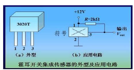 霍尔传感器测速电路设计方案汇总(二款霍尔传感器测...