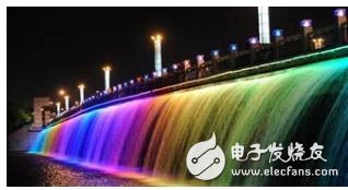 景观照明的介绍和LED用于景观照明的4个独特优势