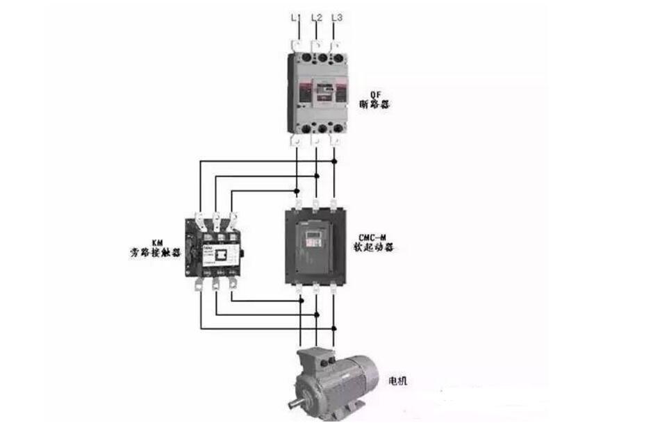 是一种新型智能化的异步电动机起动,保护装置.