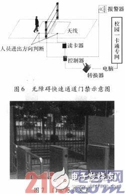 基于RFID技术的数字校园管理系统应用