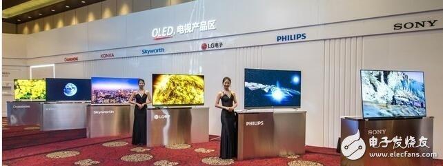 OLED阵营再壮大 2018年OLED同比增长123%