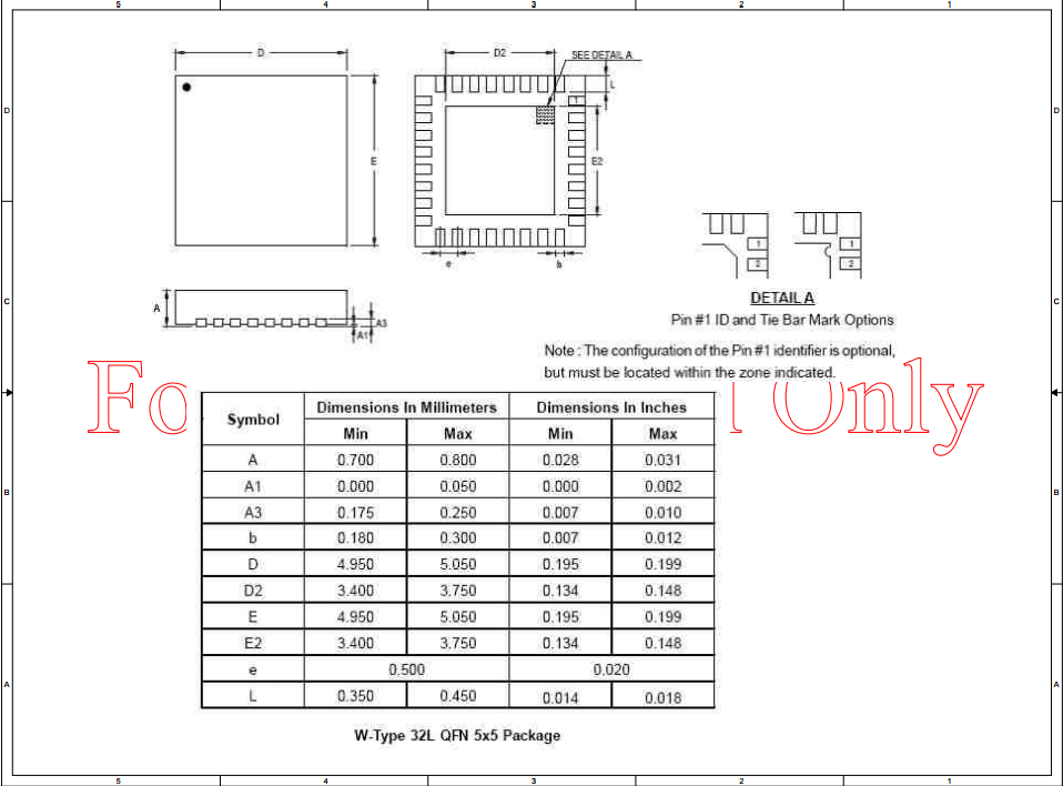 AHD转BT656/BT601芯片RN6752参考设计图
