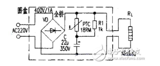 60w电烙铁调温电路图大全
