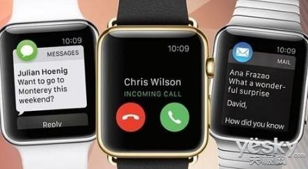 苹果的Apple Watch和HomePod引发...