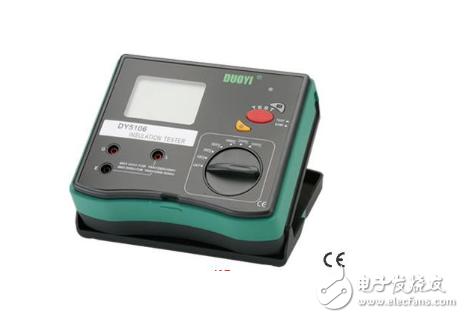 绝缘电阻测试仪概念及作用是什么