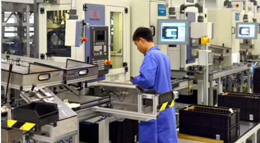 """西门子工业成都生产基地评为""""工业4.0""""典范 产..."""