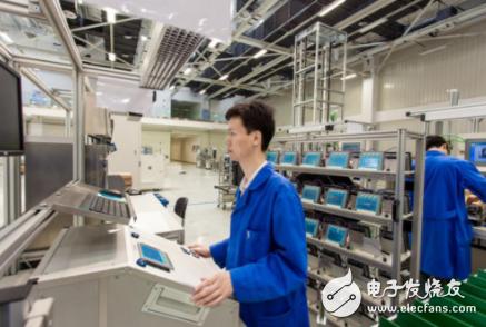 """西门子工业成都生产基地评为""""工业4.0""""典范 产品合格率达到顶尖水准"""
