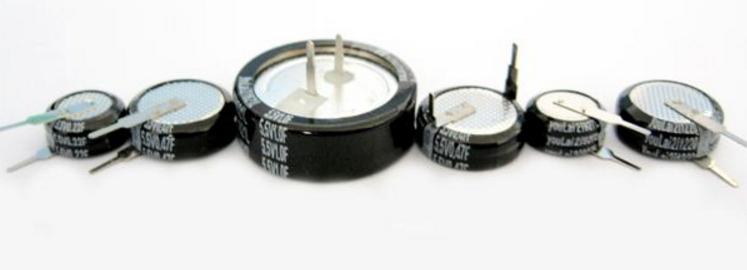 法拉电容应用电路图大全(八款模拟电路设计原理图详...