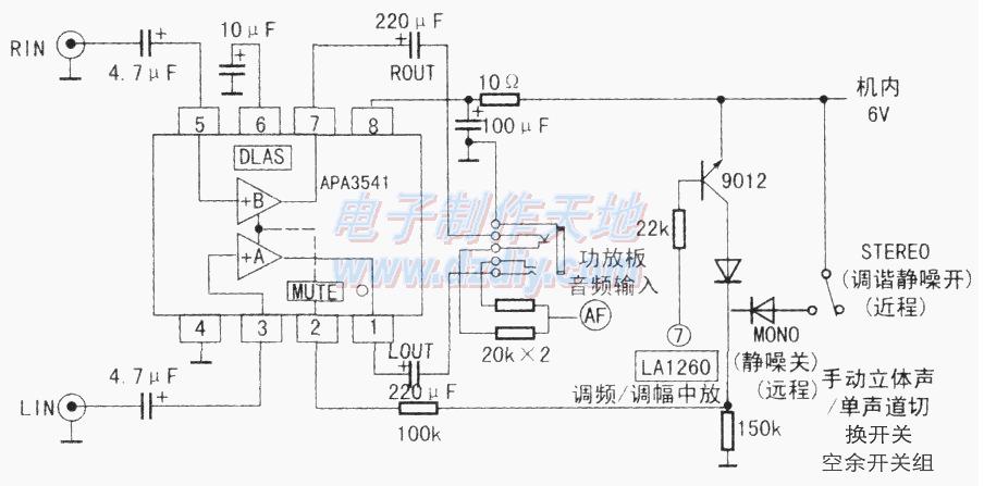 如何用废旧电器改造德生BCL2000收音机