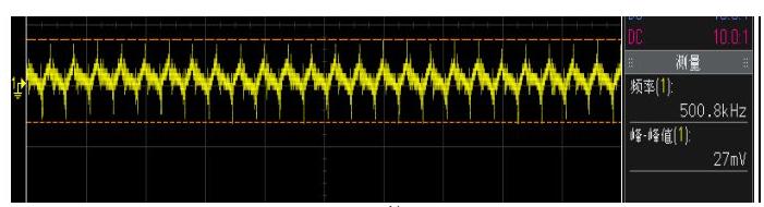 如何正确测试电源纹波 移除多余闲置的探棒