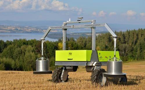 电子技术在农业中的应用
